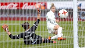 Deutschland gewinnt das Schicksalsspiel auf Island