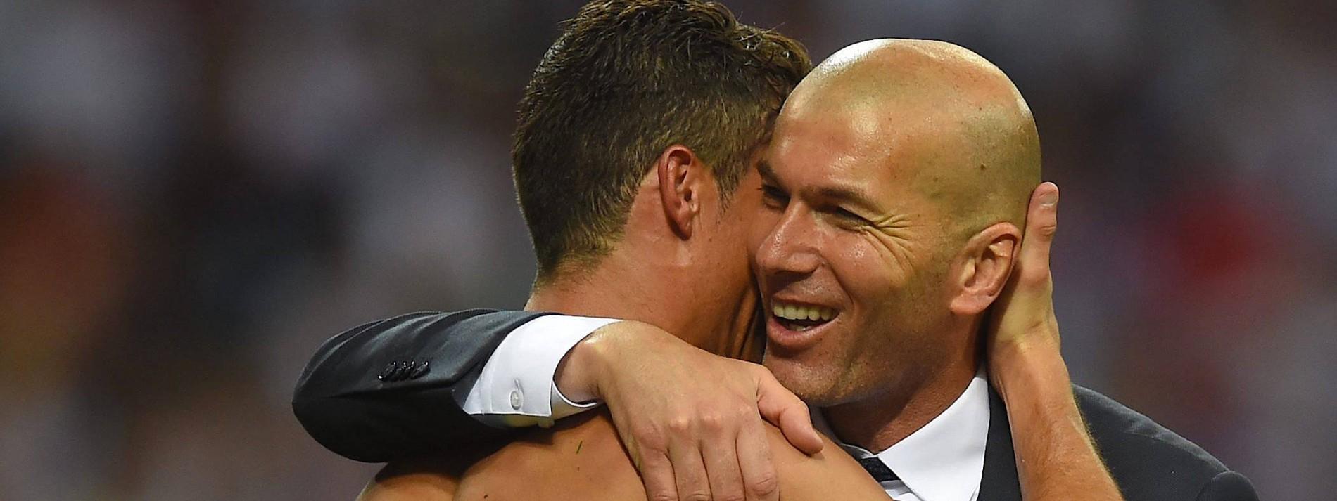 Darum verlässt Zidane Real Madrid so plötzlich
