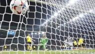 Alle Tore von Juve gegen BVB im Video