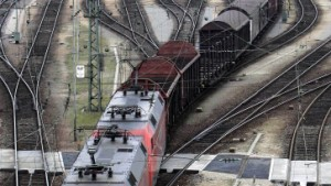 Der Güterverkehr wird sich bis 2050 verdoppeln