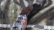 Bald wird es für den Güterverkehr auf der Schiene eng