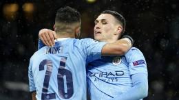 Manchester City bleibt cool