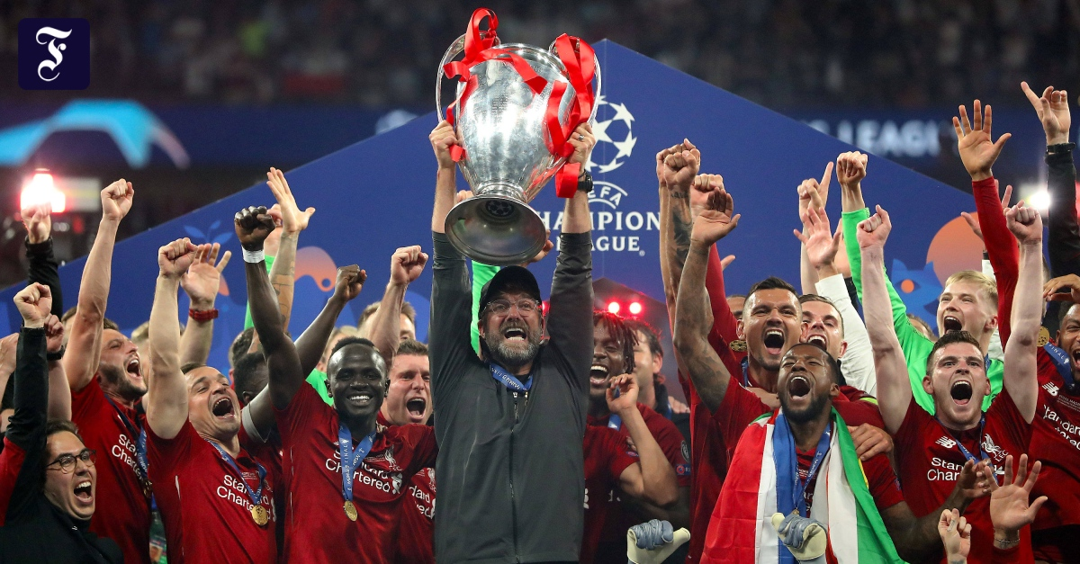Liverpool Champions League Finale