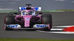 Plötzlich fährt Hülkenberg wieder in der Formel 1