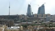 """""""Den gleichen Drive wie Qatar"""": Baku"""