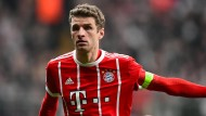 Die Bayern und Thomas Müller sind weiter, aber nicht gänzlich zufrieden.