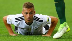 Warum Kimmich im DFB-Team ein Vorbild ist