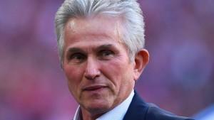 Liebling Heynckes lässt die Bayern strahlen