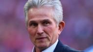 Erfolgreiche Rückkehr: Trainer Jupp Heynckes startet mit einem Sieg.
