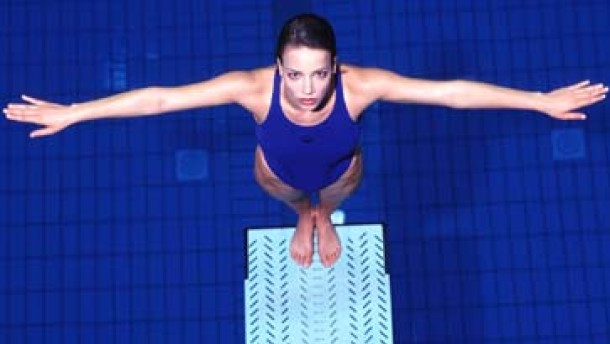 Turmspringen: Sprung ins kalte Wasser - Sport - FAZ