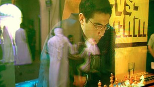 Kramnik schafft Remis gegen Deep Fritz