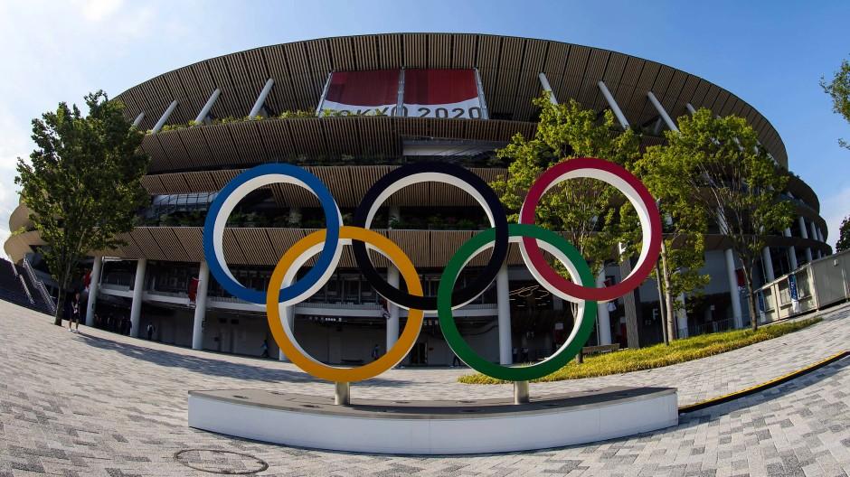 Nationalstadion: Wo zuletzt in der Leichtathletik um Gold gelaufen wurde, wird mit jährlichen Kosten von 18 Millionen Euro gerechnet.