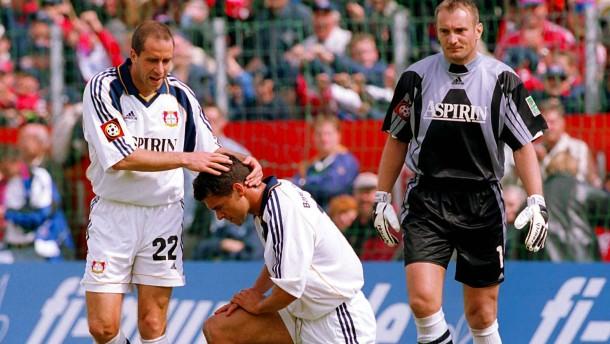 Bayer Leverkusen Tritt Im Dfb Pokal Bei Spvgg Unterhaching An