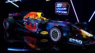 Red Bull fällt mit einzigartiger Nase auf