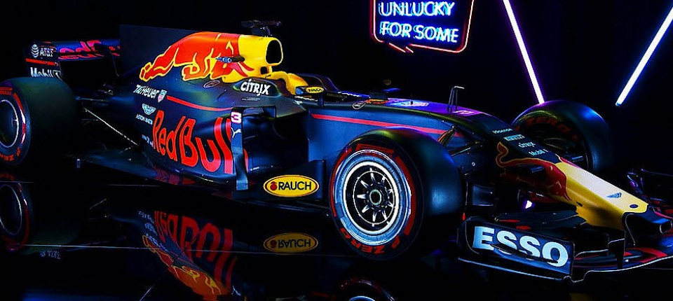 red bull stellt auto f r formel 1 saison 2017 vor. Black Bedroom Furniture Sets. Home Design Ideas
