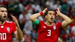 Nationalspieler Irans und Israels werden Teamkollegen