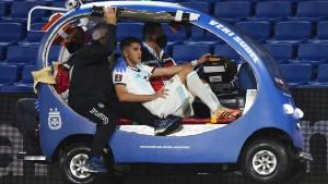 Palacios schwer verletzt