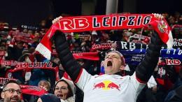 Leipzig könnte bald wieder vor Fans spielen