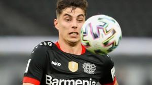 """Auch mit Havertz bleibt Bayer """"Vizekusen"""""""