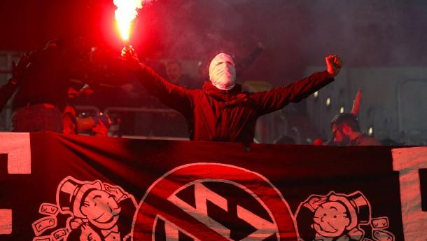 Warum die Ultras nicht mehr ins Stadion wollen