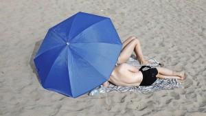 Minusgeschäft mit Sommerurlaub