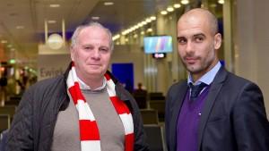 Guardiola weiß schon, wer Bayern-Trainer wird