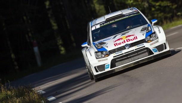 VW plant die Zukunft der Rallye-WM