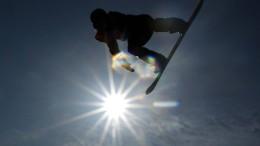 Der große Sprung der Snowboard-Artisten