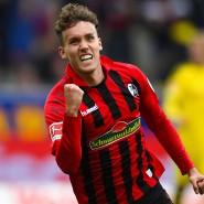 In Freiburg zum Nationalspieler gereift: Luca Waldschmidt