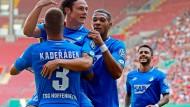 6:1 in Kaiserslautern: Hoffenheim ist gut gerüstet für die Bundesliga