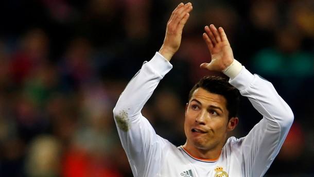 Ronaldo schießt Real ins spanische Pokalfinale