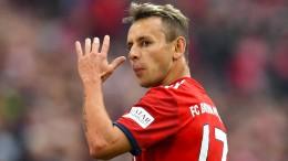 Der tränenreiche Abschied vom FC Bayern