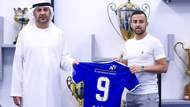 Israels Fußball-Gesandter in Dubai