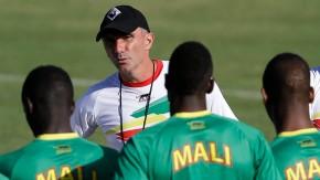 Mit der Tricolore auf Erfolgskurs: der französische Trainer Patrice Carteron