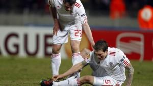 Juventus Turin siegt - FC Liverpool muss zittern