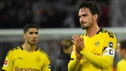 Borussia Dortmund und ein großes Reizthema