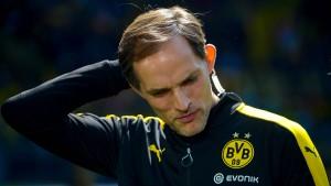 Die Lage um Tuchel in Dortmund spitzt sich zu