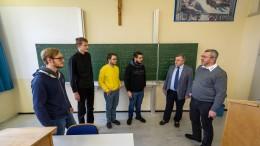 Ende eines Mini-Gymnasiums
