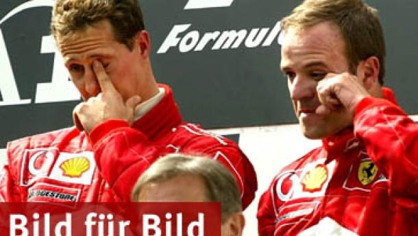 """Reaktionen nach dem Schummel-Sieg: """"Ferrari ruiniert alles"""""""