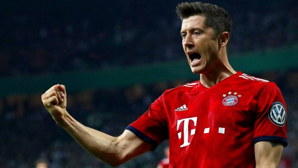 FC Bayern nach Spektakel im Pokalfinale