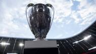 Der Pokal ist das Ziel, der Austragungsort des Finales für die mögliche Heimmannschaft aber kein gutes Omen