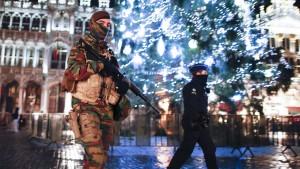 Belgien verlängert höchste Terrorwarnstufe