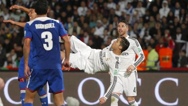 Ronaldo trifft ausnahmsweise mal nicht