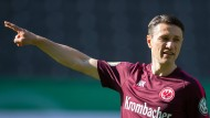 Warum Kovac in Frankfurt noch nicht fertig ist