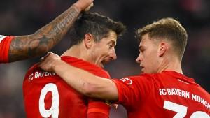 Ein später Weckruf für den FC Bayern