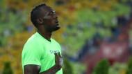 Noch einmal stand Usain Bolt in Ostrau im Mittelpunkt.