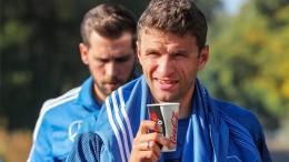 Müller und der spezielle Druck im DFB-Team
