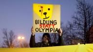 Die Angst vor dem olympischen Albtraum