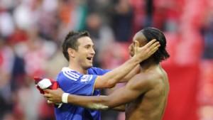 Ballack mit Chelsea im FA-Cup-Finale