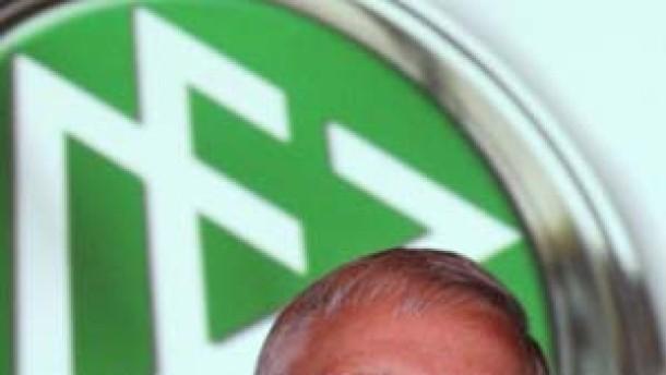 Platini und Zwanziger begraben Kriegsbeil